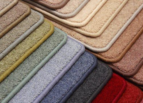Carpet Sample Remnants